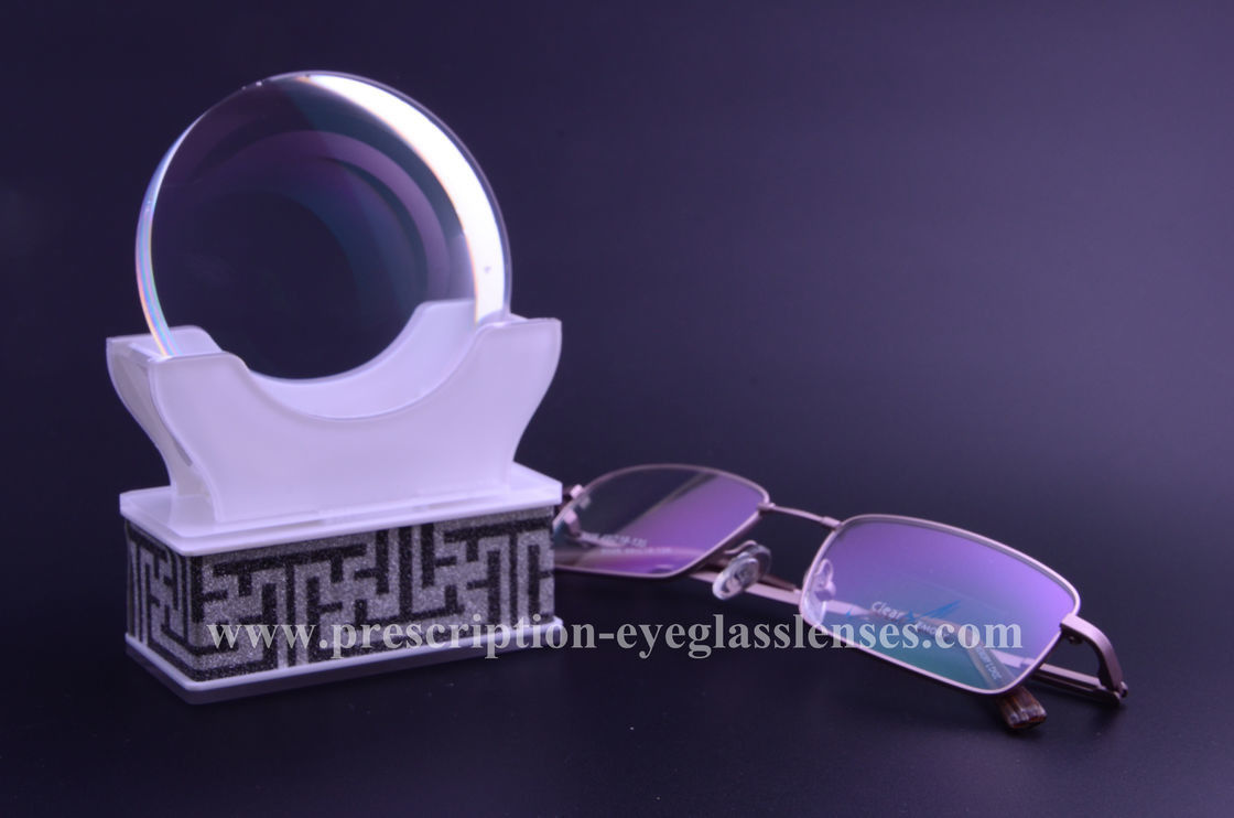160 Indeks Anti Glare Lensa Biru Kosong Hmc Clear Blue Ray Radiasi Sinar Index Lens Blank Blocker Blanks
