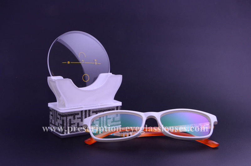 Multifocal Vision Progressive Reading Glasses Lenses 1.499 Index CR39 Raw Material