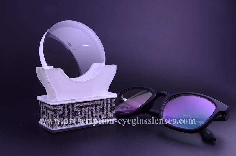 1.56 FT-28 Antireflective Lenses Blanks , Bifocal Vision AR Coated Lenses Blank