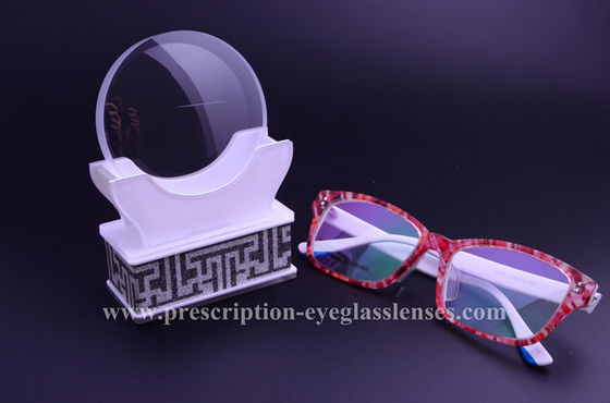 Resep Polycarbonate Lens Kosong Flat Top 1.59 Indeks Hard Multi Coated